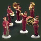 Dept 56 CIC Salvation Army Band in Elgin, Illinois