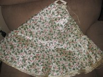 New Never used Christmas tree Skirt in 29 Palms, California