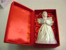 "Porcelain Angel Bell -- From The ""Hope Holiday Collection"" -- Very Vintage & Sweet Gift in Houston, Texas"