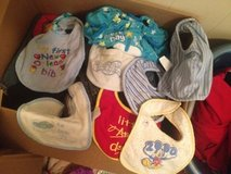 7 baby bibs in Eglin AFB, Florida