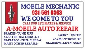 FREE AUTO REPAIR MANUAL in Clarksville, Tennessee