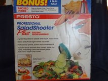 electric professional salad shooter in Houston, Texas