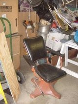 Vintage Barber or Tattoo Chair in Naperville, Illinois