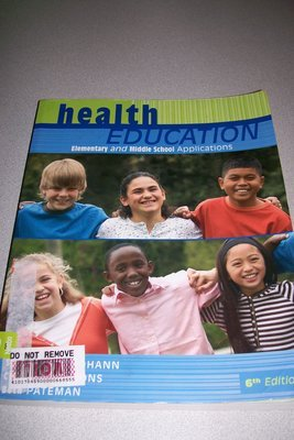 APSU HEALTH EDUCATION ELEMEMTARY AND MIDDLE APP